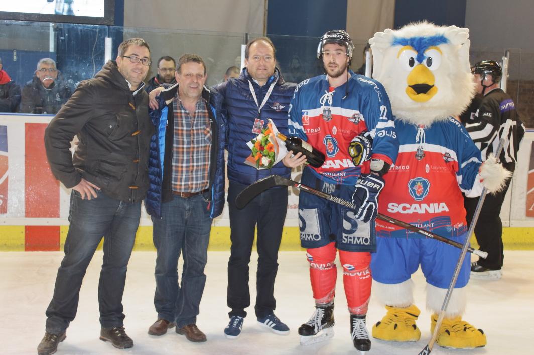 Parrain Carrefour City Angers – Lafayette // ANGERS VS GAP // 27.01.17