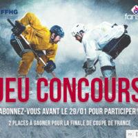 //JEU CONCOURS// Finale Coupe de France