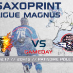 GAME DAY GRENOBLE 14022017