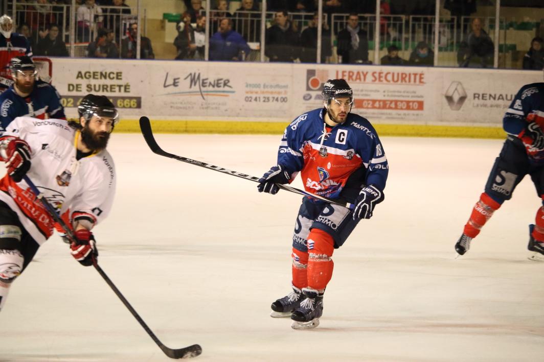 39ème journée : Direction play-offs pour les Ducs d'Angers // 03-02/17