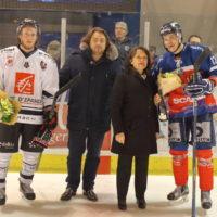 Parrain La Ville d'Angers // ANGERS VS AMIENS // 05.02.17