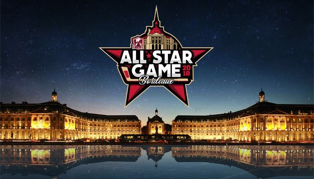 Un ALL STAR GAME à Bordeaux le 2 février !