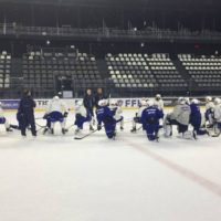 EDF : Les bleus démarrent le tournoi EIHC