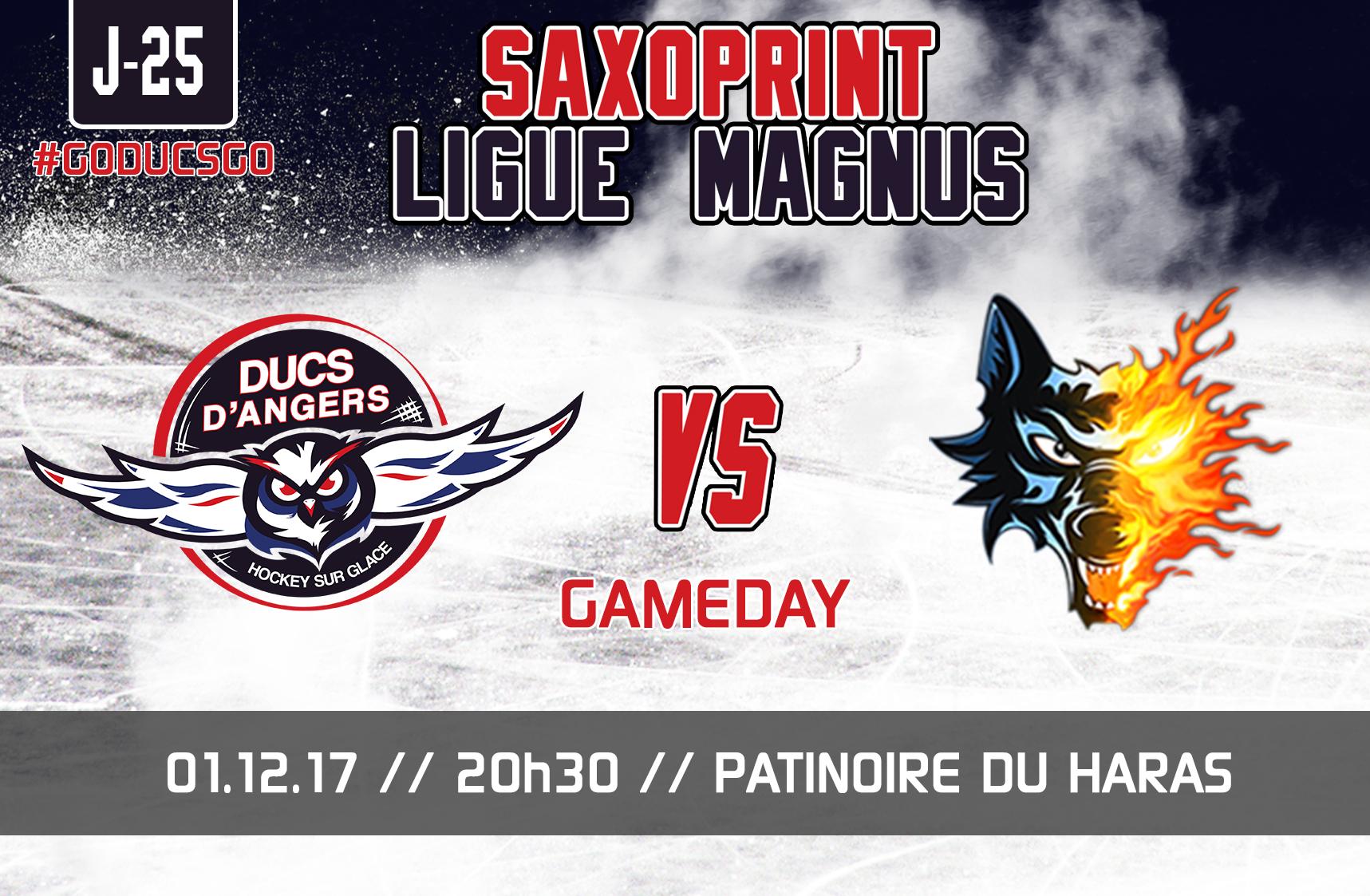 SLM J25 – Nouveau match choc au Haras !