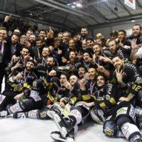 SLM-Finale : Rouen glane son 15ème titre de champion de France